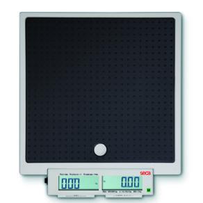balanza digital de piso doble pantalla mod 878